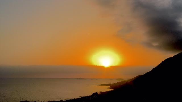 La photo du jour : tramontu aiaccinu