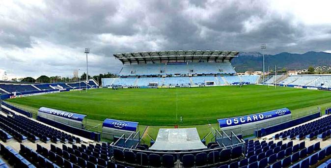 Le stade Armand Cesari devrait être entièrement couvert avant 2026. Photo Illustration Archives CNI