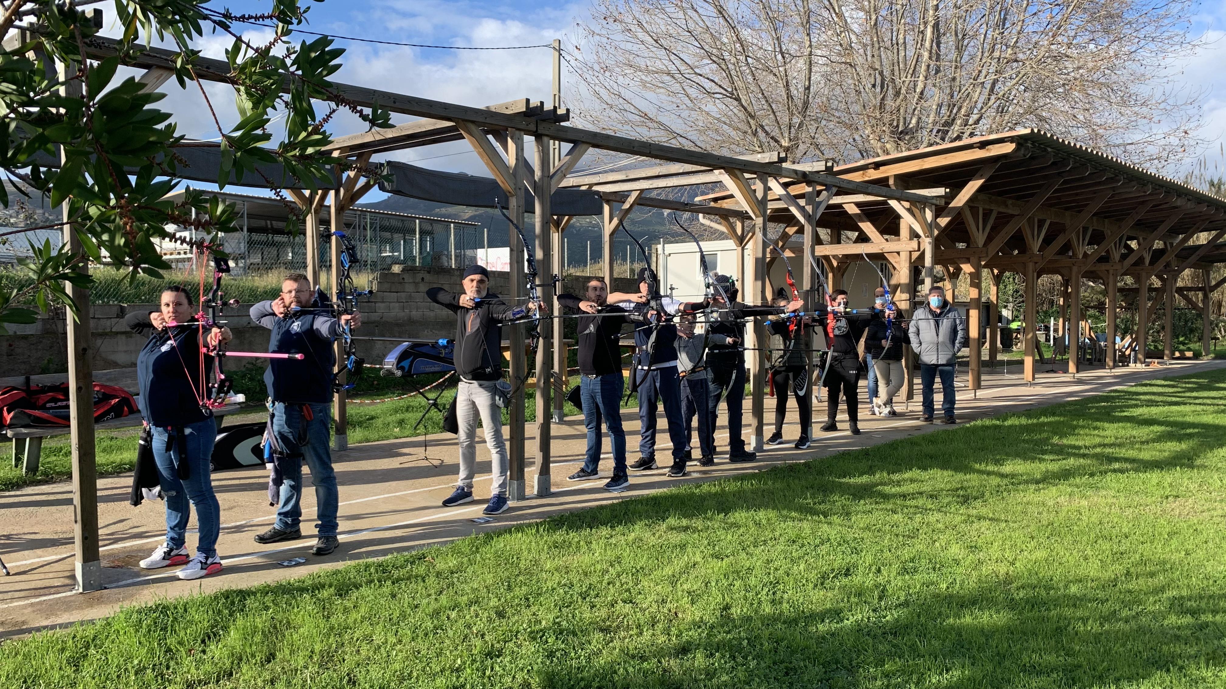 """La compagnie d'Arc Bastia lance l'opération """"licence découverte"""""""