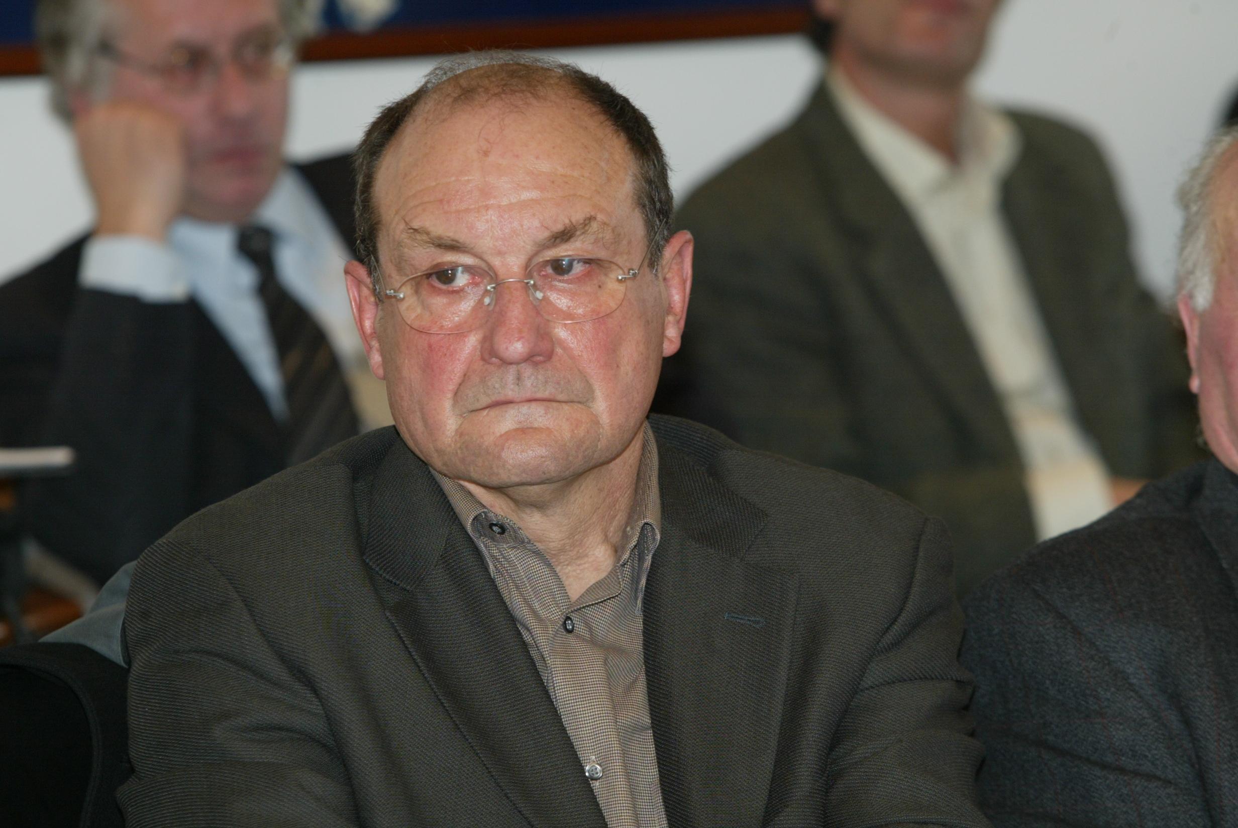 Simon Baccelli a effectué 7 mandats en qualité de Maire de Lama
