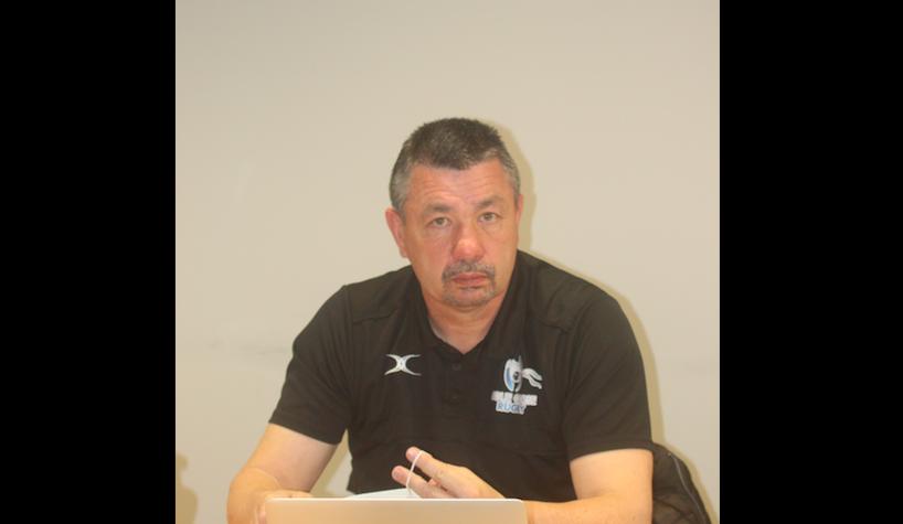 Fred Theurier est à la tête d'un secteur très important pour le développement du rugby insulaire.