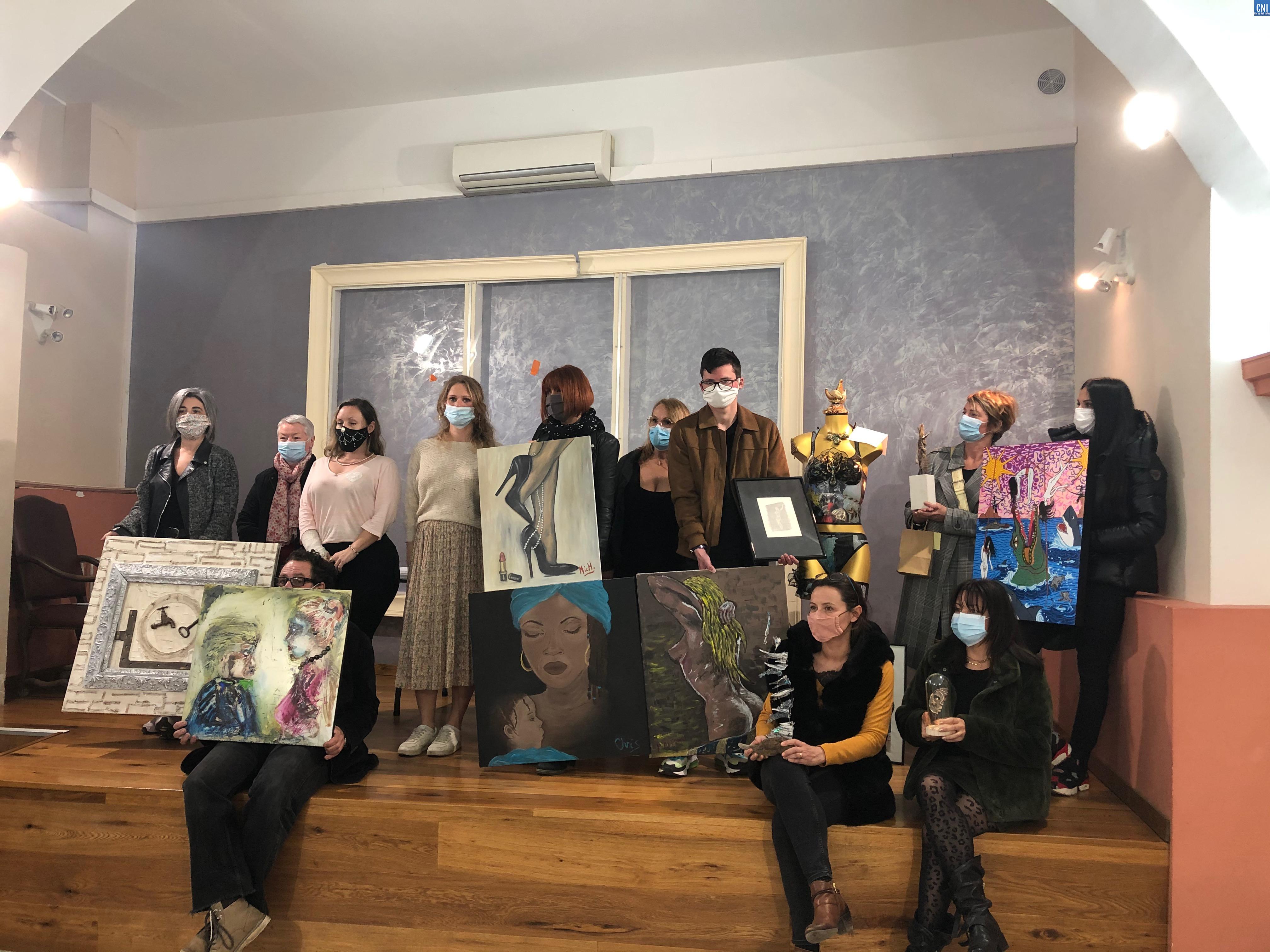 Calenzana : des lauriers pour la journée des droits des femmes