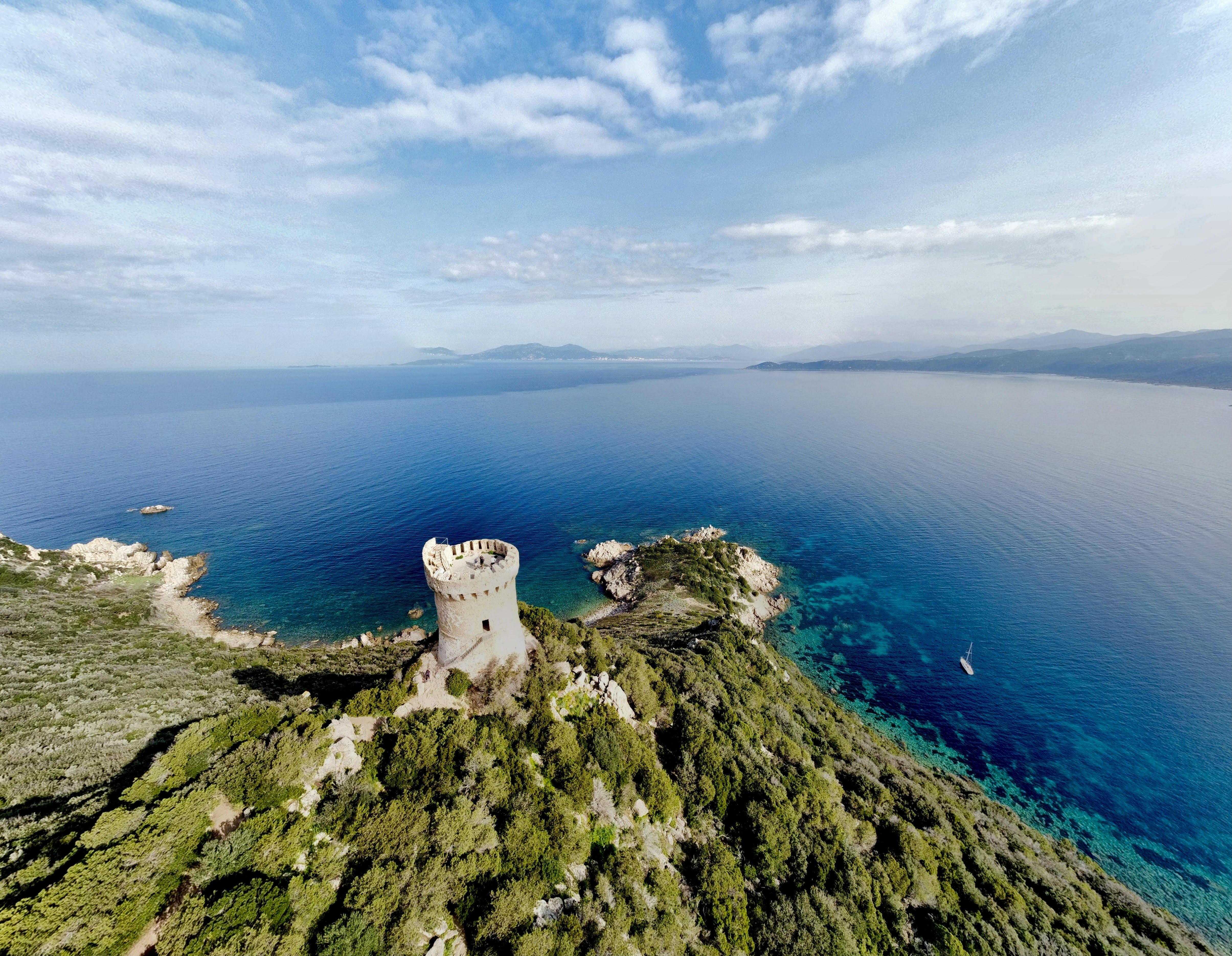 La photo du jour : a torra di Capu di Muru