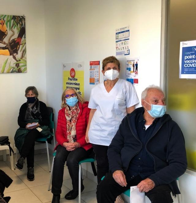 La campagne de vaccination contre la Covid-19 s'accélère en Balagne