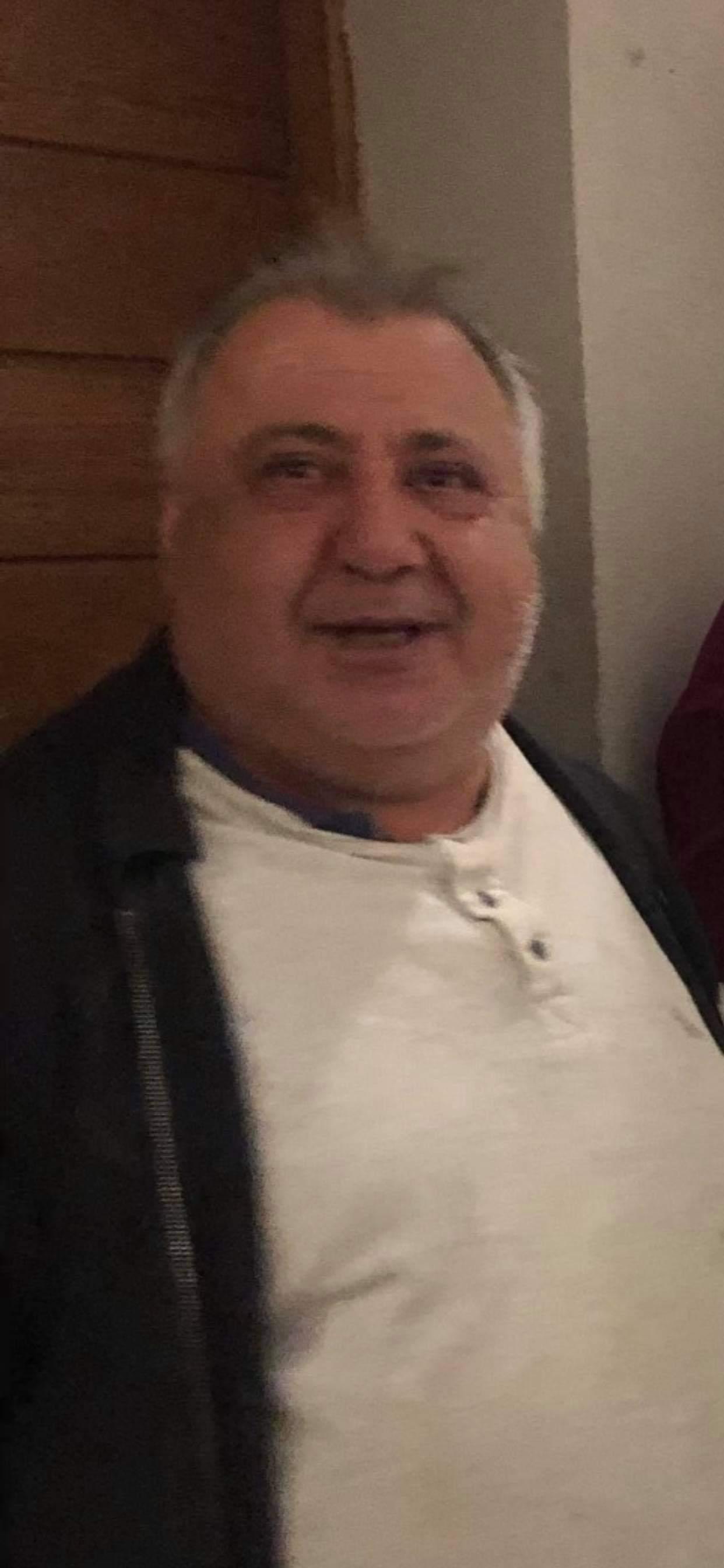 Etienne Sinibaldi devait fêter ses 60 ans en juin