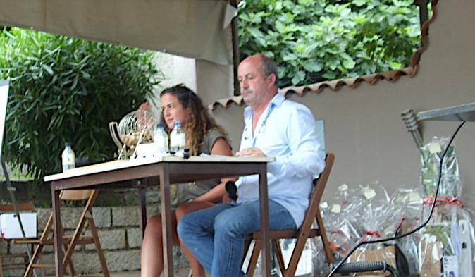 Simon Orsatti, le directeur de l'école.