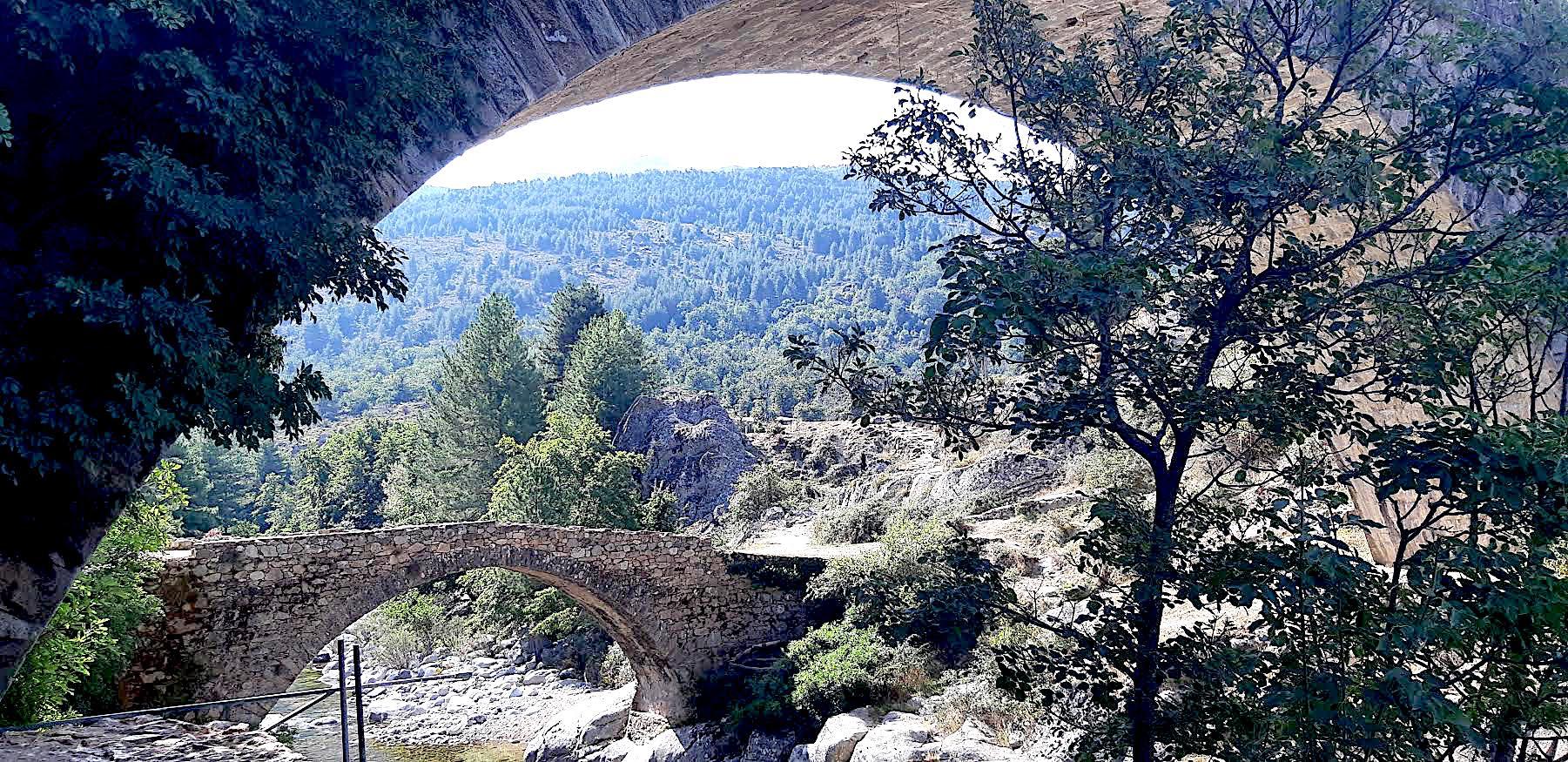 La photo du jour : Ponte Altu di Albertacce