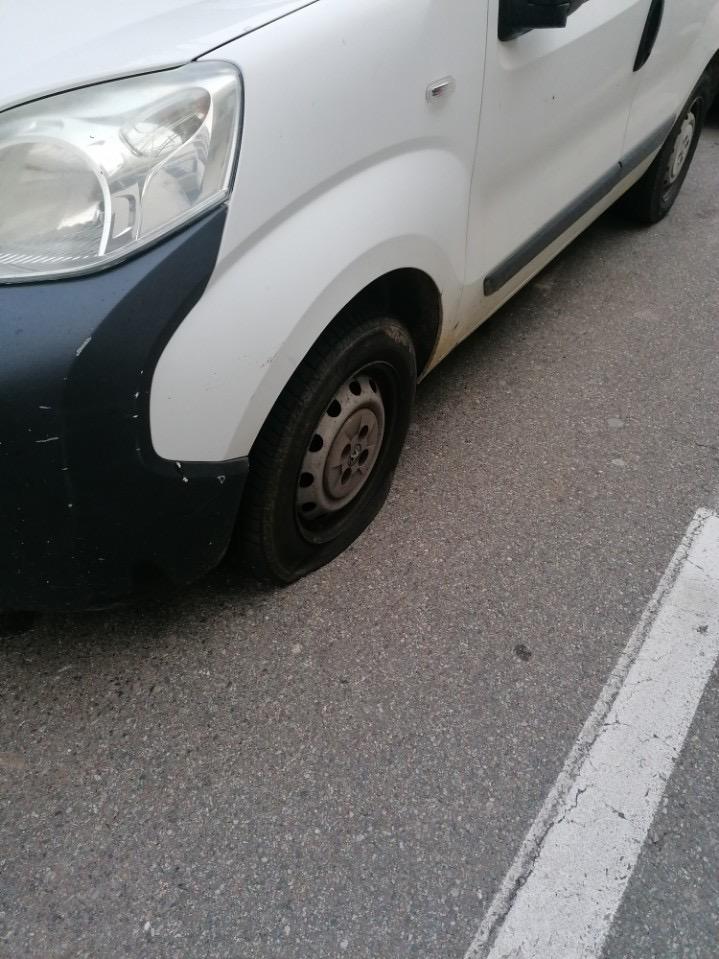 Cardo : actes de vandalisme en série