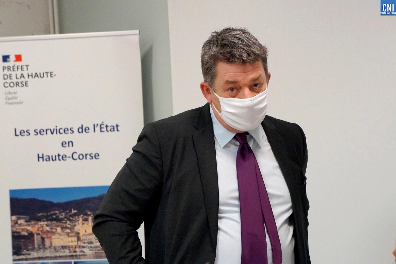 Le préfet de Haute-Corse, François Ravier, condamne avec la plus grande fermeté ces comportements graves et irresponsables.
