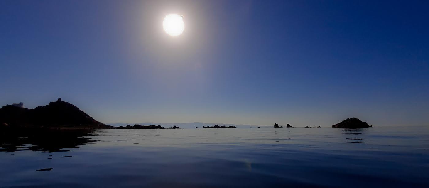 La photo du jour : au large des Sanguinaires