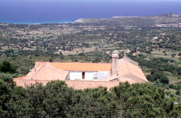 Le couvent de Marcassu