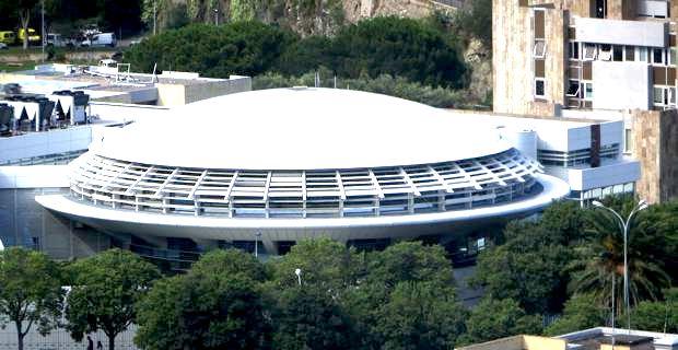 Le siège de la Chambre des territoires à Bastia. Photo CNI.