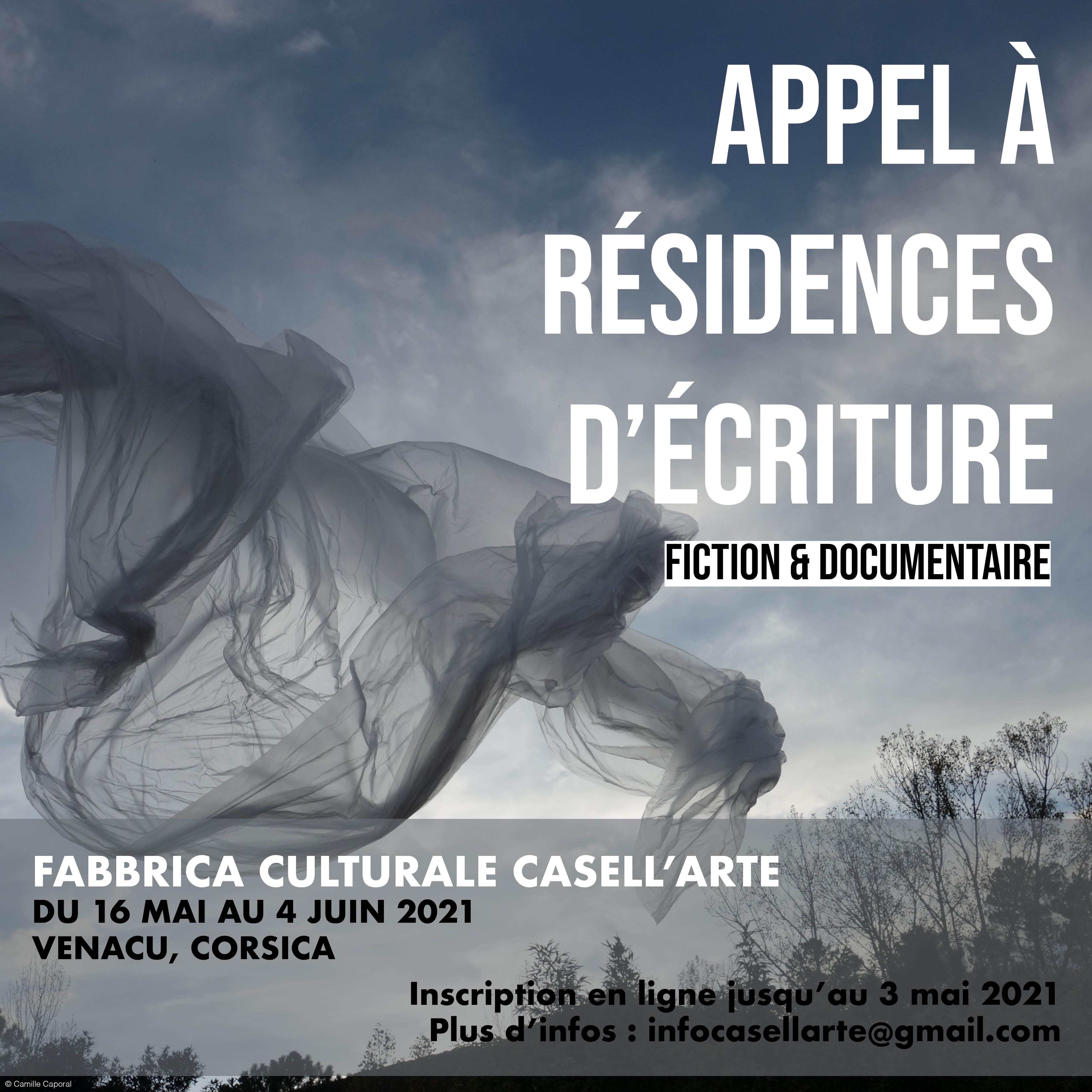 Culture : une nouvelle résidence d'écriture à Venaco