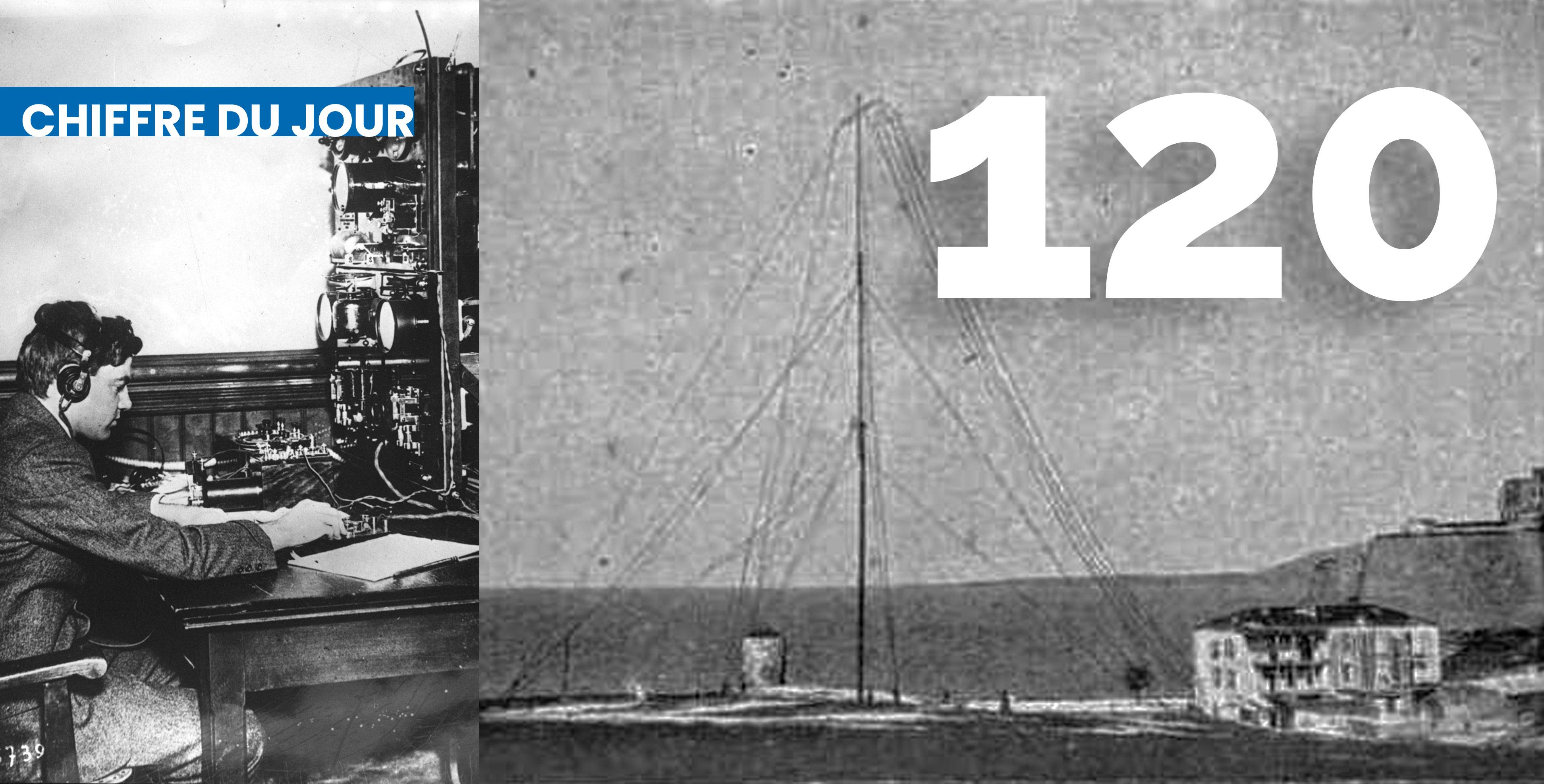 Le chiffre du jour : 120 ans