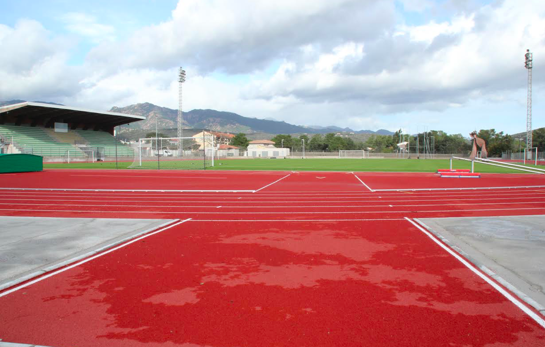 Athlétisme : Les équipes de France en stage à Porto-Vecchio