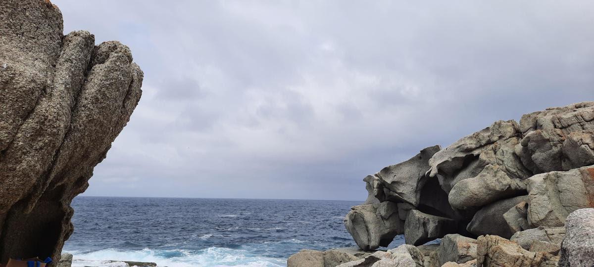 Le rocher de Sant'Ambroggio
