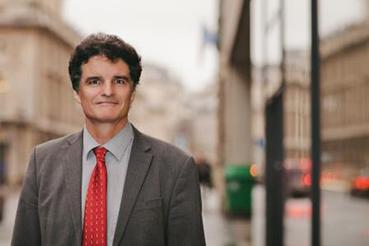 Paul Molac, député du Morbihan et membre du groupe parlementaire Libertés & Territoires, rapporteur de la Loi sur les langues régionales. (Photo Blog Paul Molac).