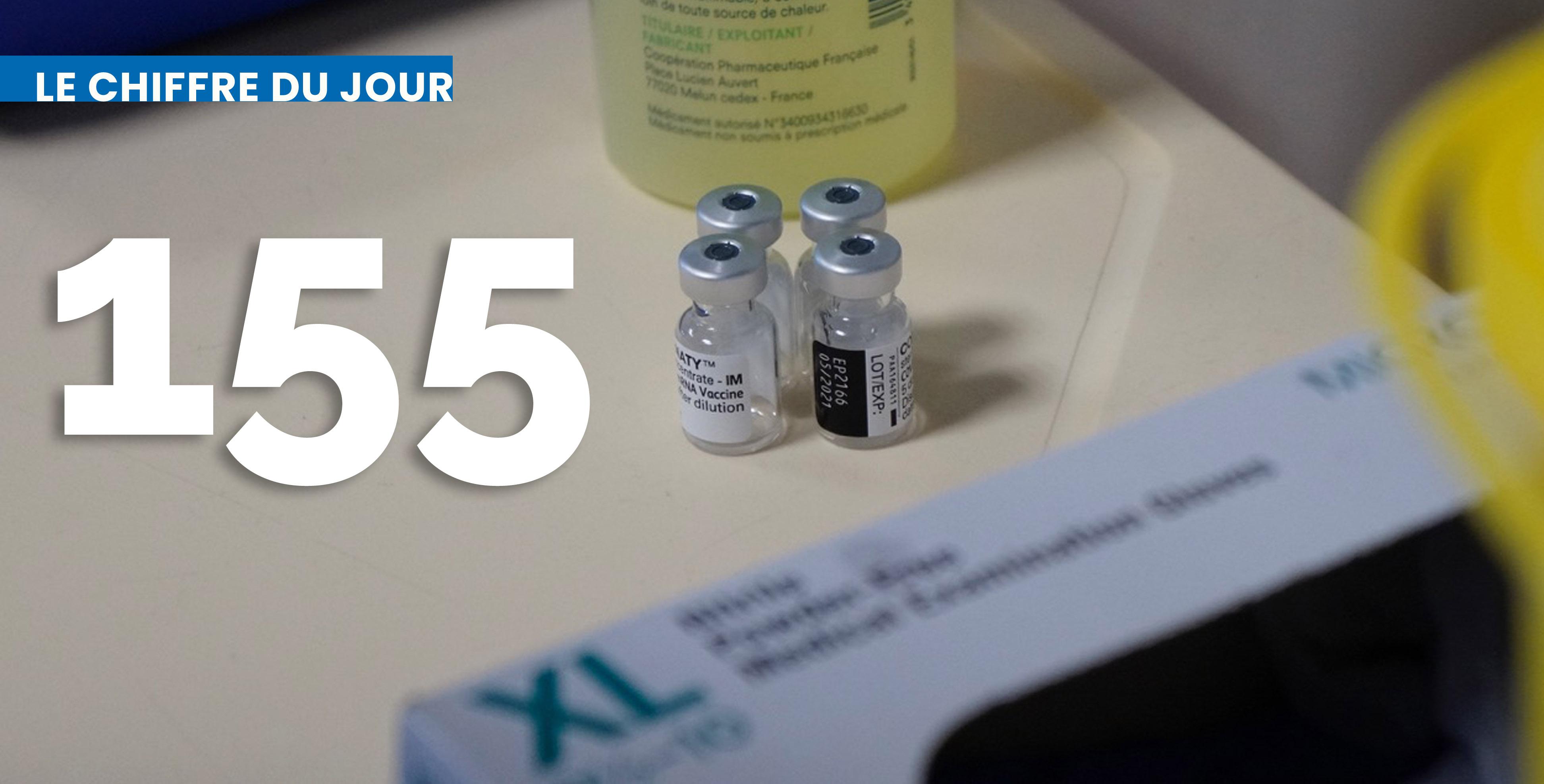 Si le taux d'incidence augmente, la vaccination, elle, ne ralentit pas sur l'île