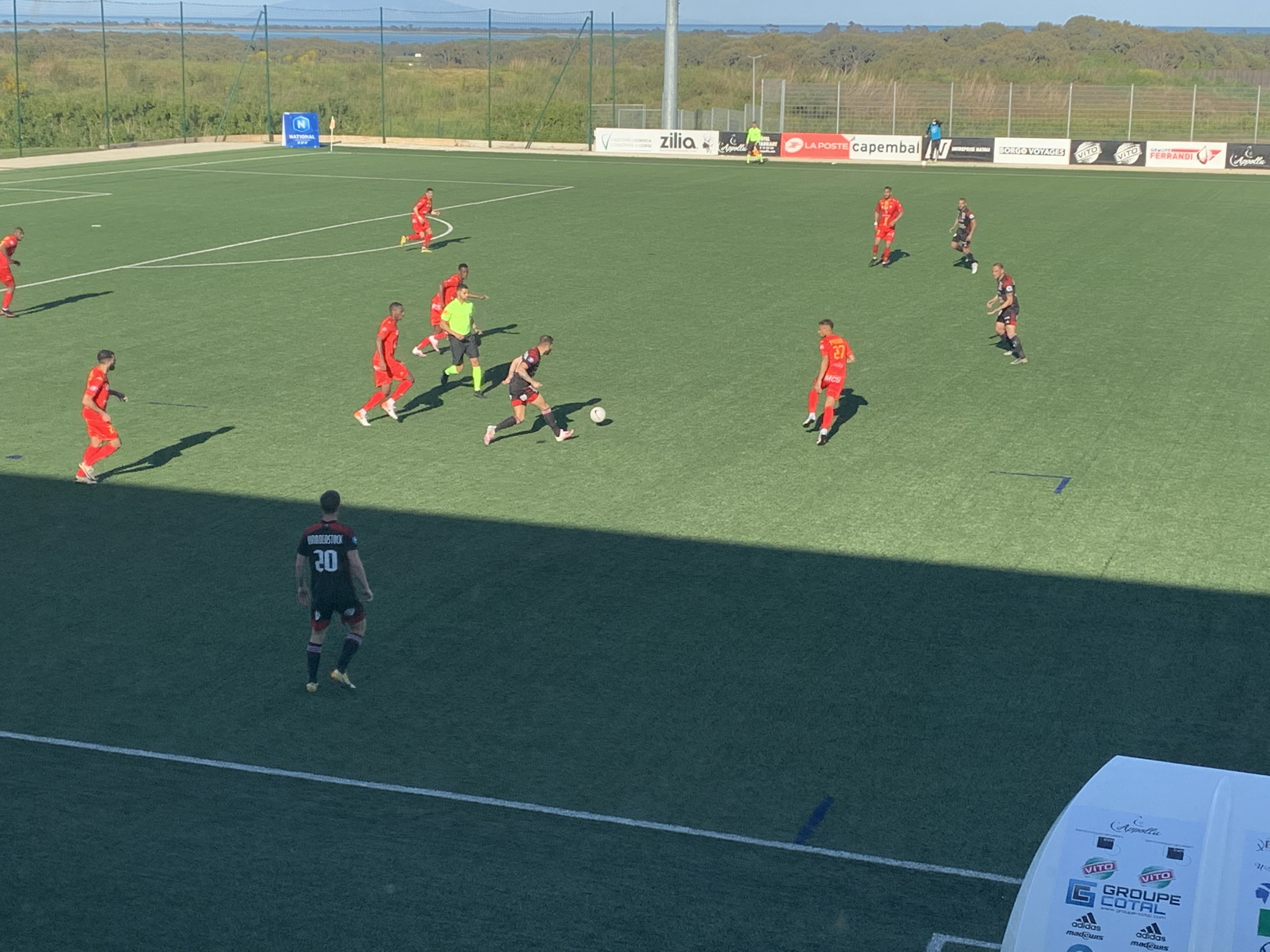 National : Frustrant match nul pour le FCBB face à Quevilly/Rouen (1-1).