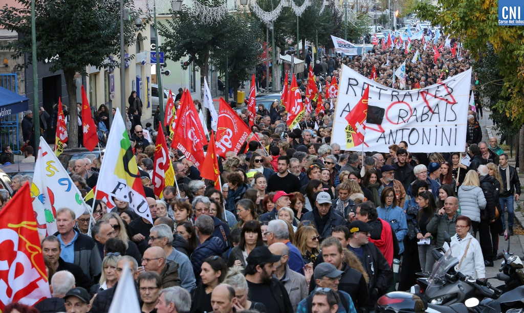les syndicats seront dans la rue samedi 1er mai (photo archive)