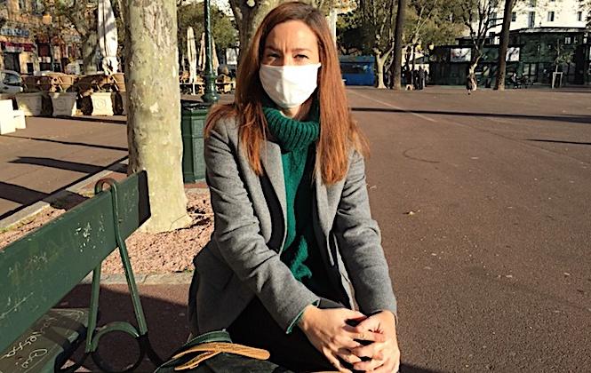 Leslie Pellegri, secrétaire régionale d'EELV, fait partie des porteurs du projet Ecologia Sulidaria. (Archives CNI)