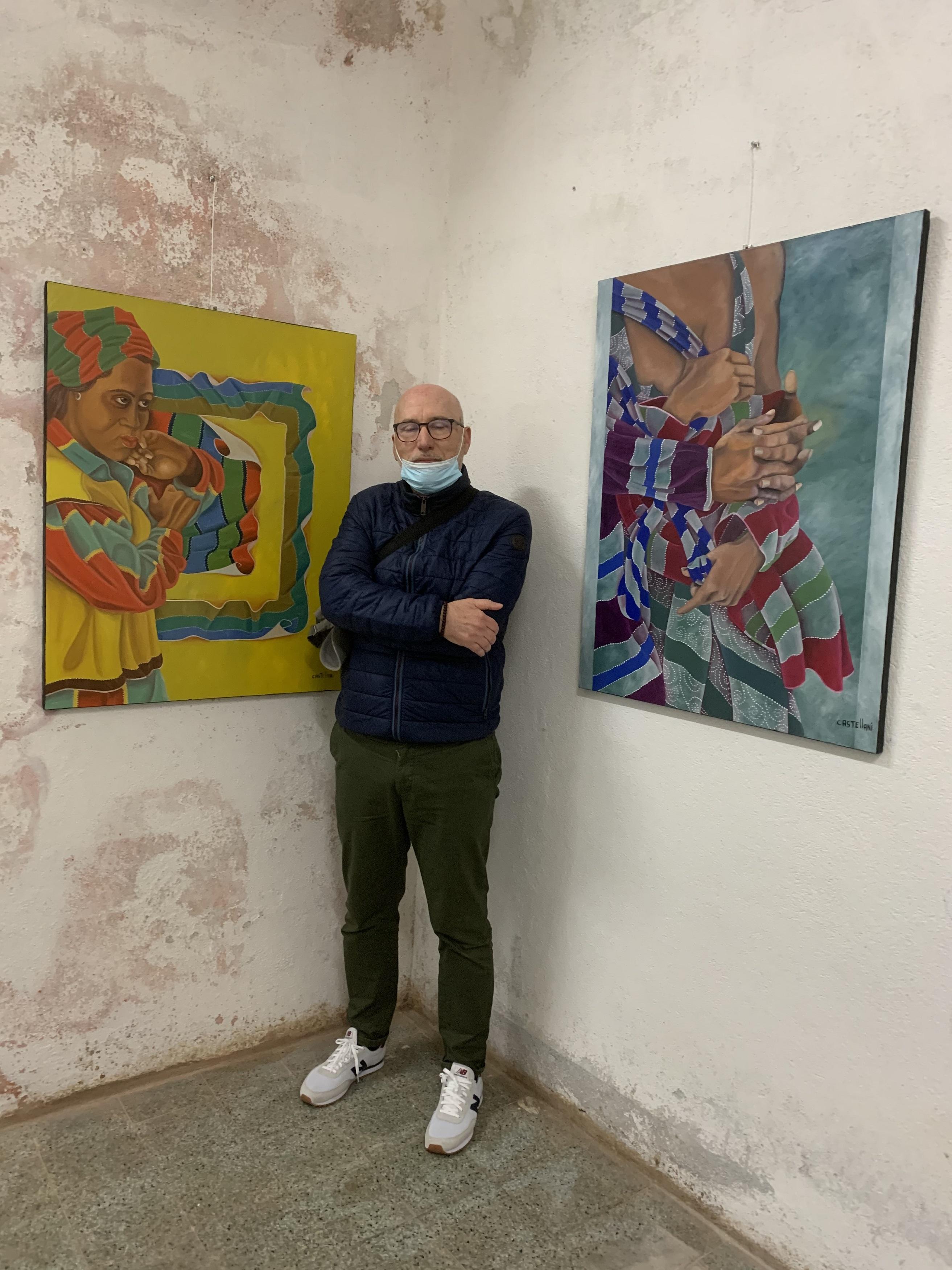 Joseph Catellani, tout en couleurs