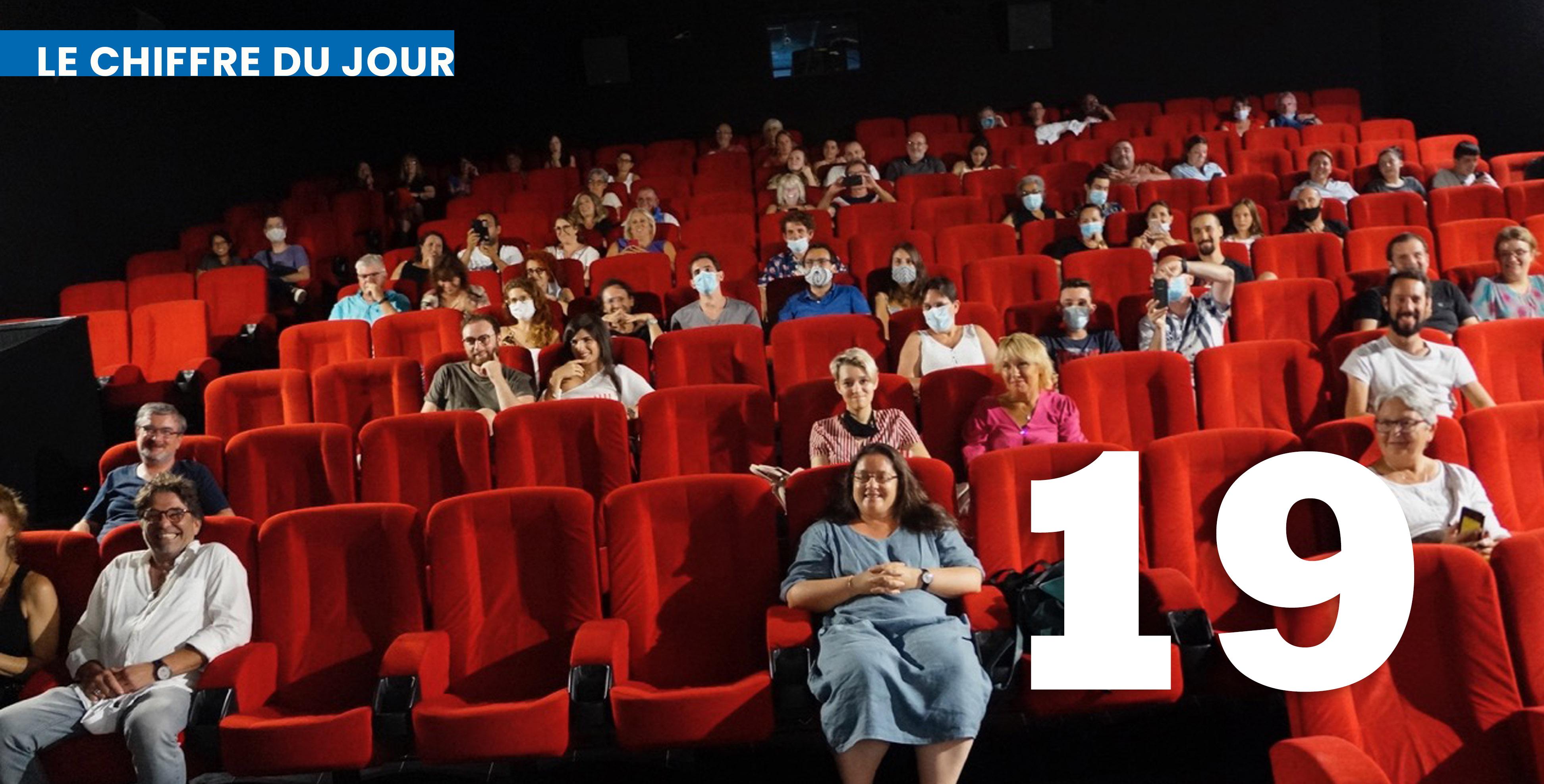Les spectateurs veulent retrouver les cinémas, ici dans la grande salle du Régent à Bastia