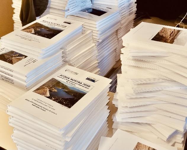Eau : La Corse candidate aux « Trophées de l'adaptation au changement climatique en Méditerranée »