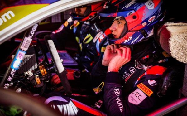 Auto WRC : le Porto-Vecchias Loubet a son nouveau copilote