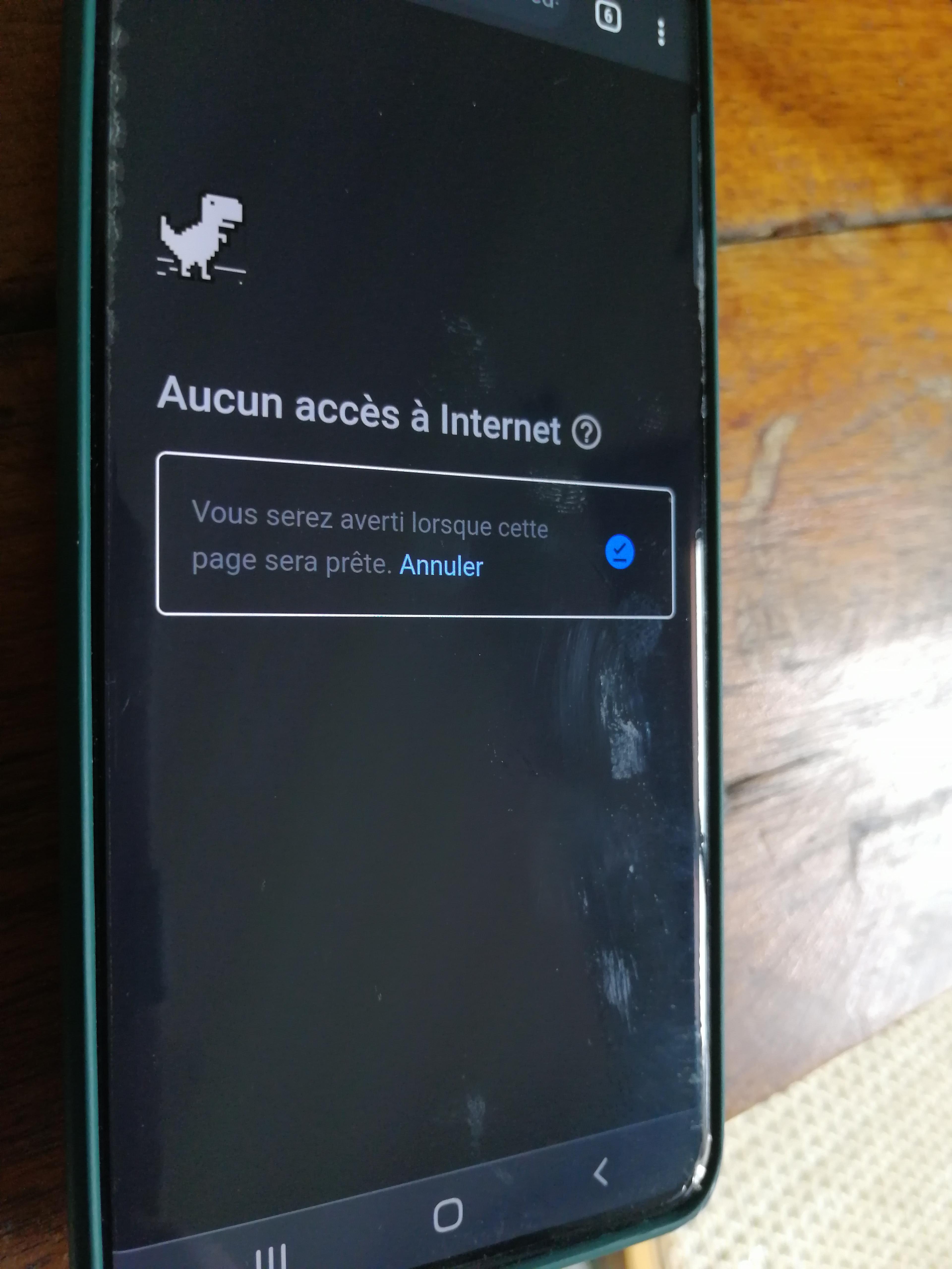 Dans certaines zones, impossible de passer le moindre coup de téléphone ou de naviguer sur le net.