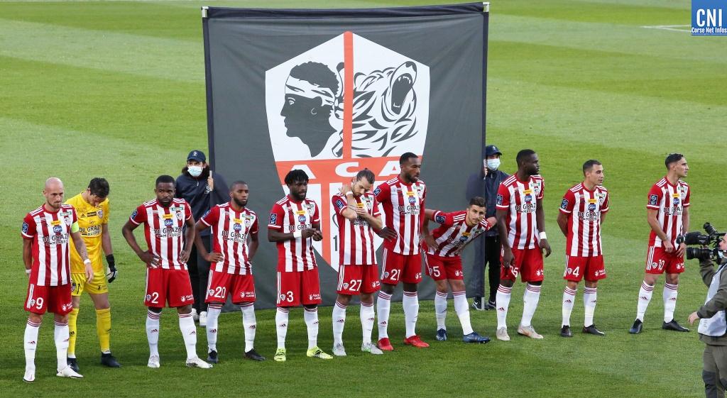 L'AC Ajaccio parmi les clubs partenaires de Bpifrance pour la saison 2021-2022