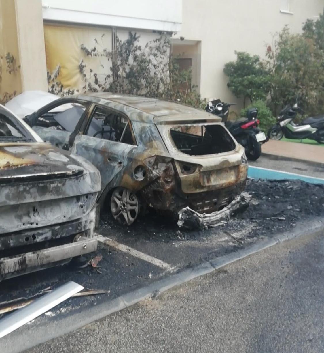 Ajaccio : Plusieurs véhicules incendiés dans la nuit