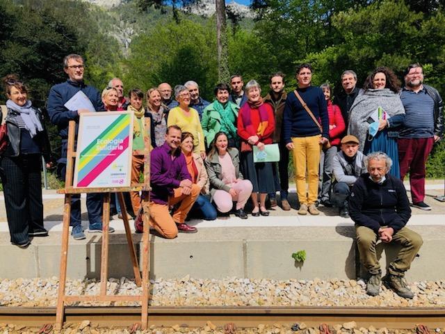 La présentation de la liste a eu lieu ce 13 mai à Vizzavona.