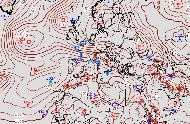 La météo de la semaine en Corse : beau mais toujours bien venté