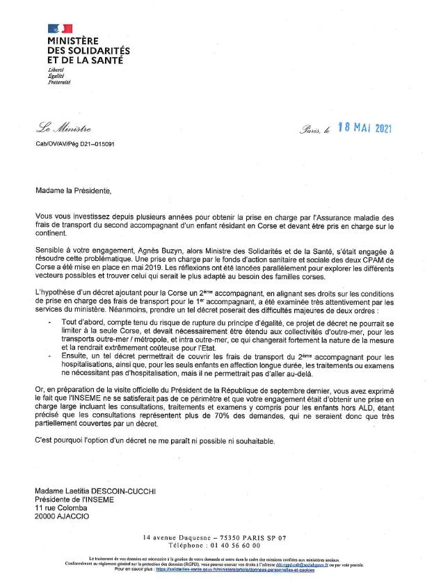Enfants Malades : Olivier Véran confirme la pérennité du dispositif mais refuse le décret