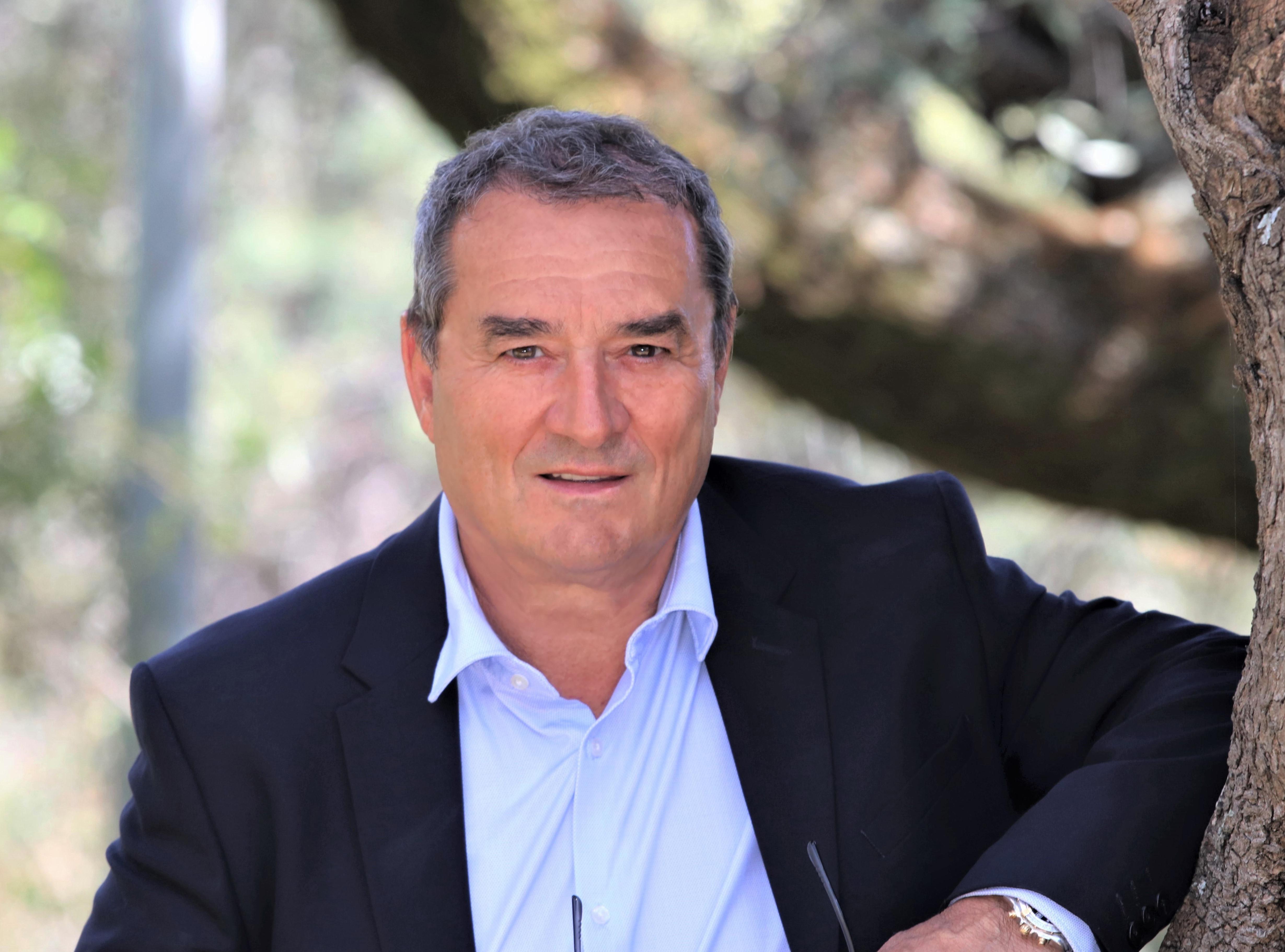 François Filoni, candidat du RN aux élections territoriales de juin.