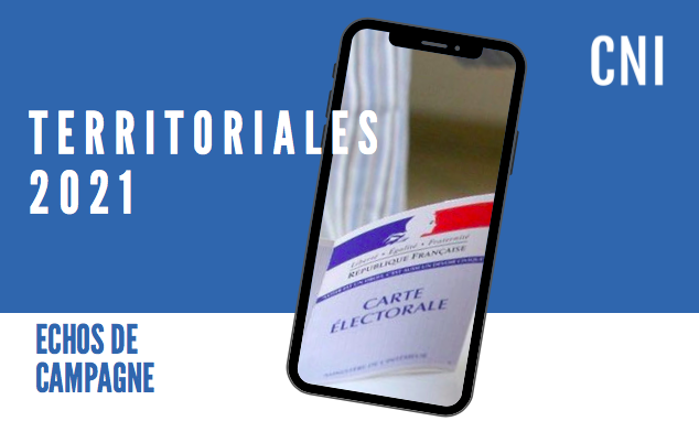 Territoriales : Echos de campagne du 26 mai 2021