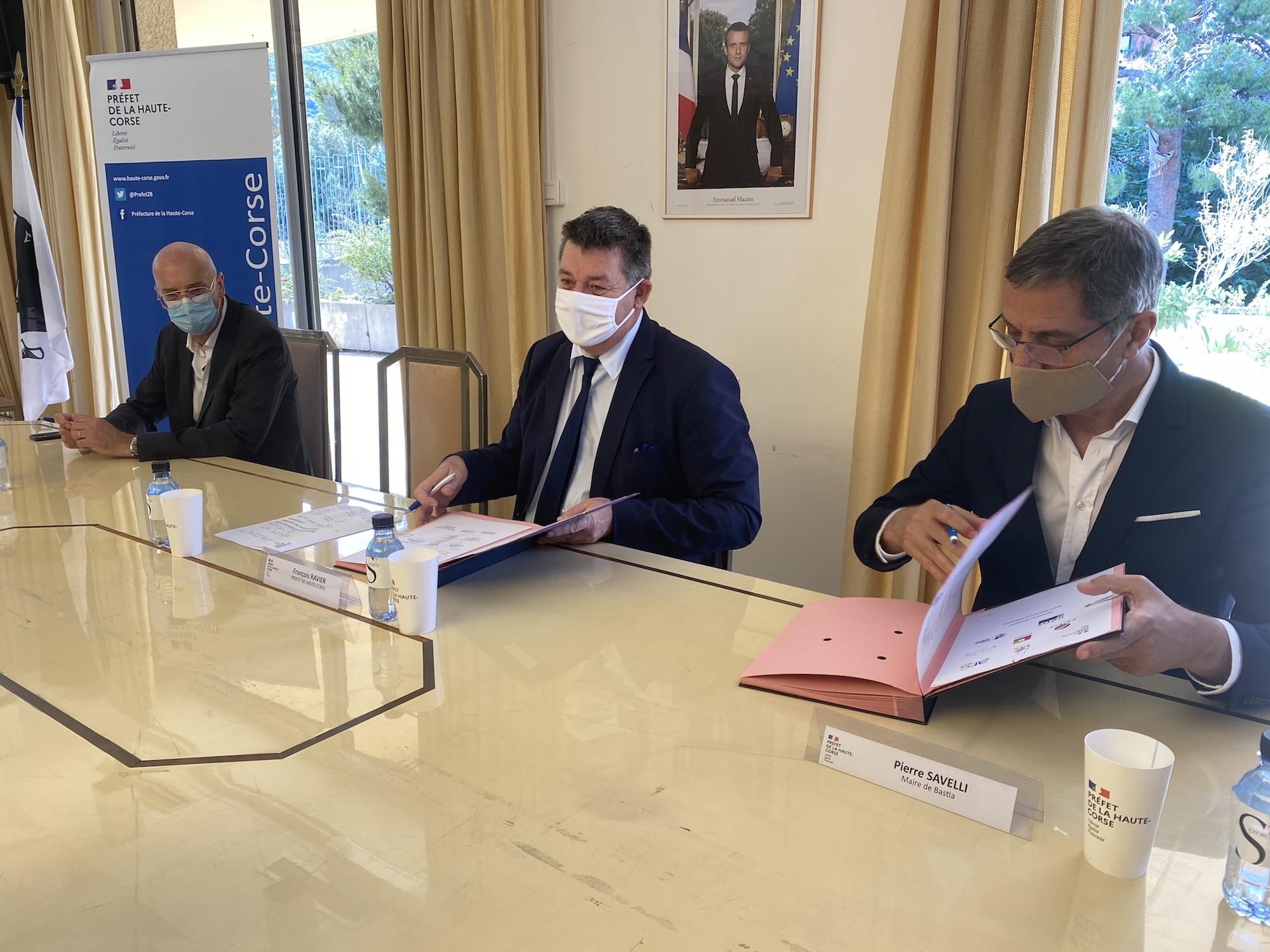Bastia : un médiateur pour prévenir les problèmes de santé mentale dans les quartiers sud