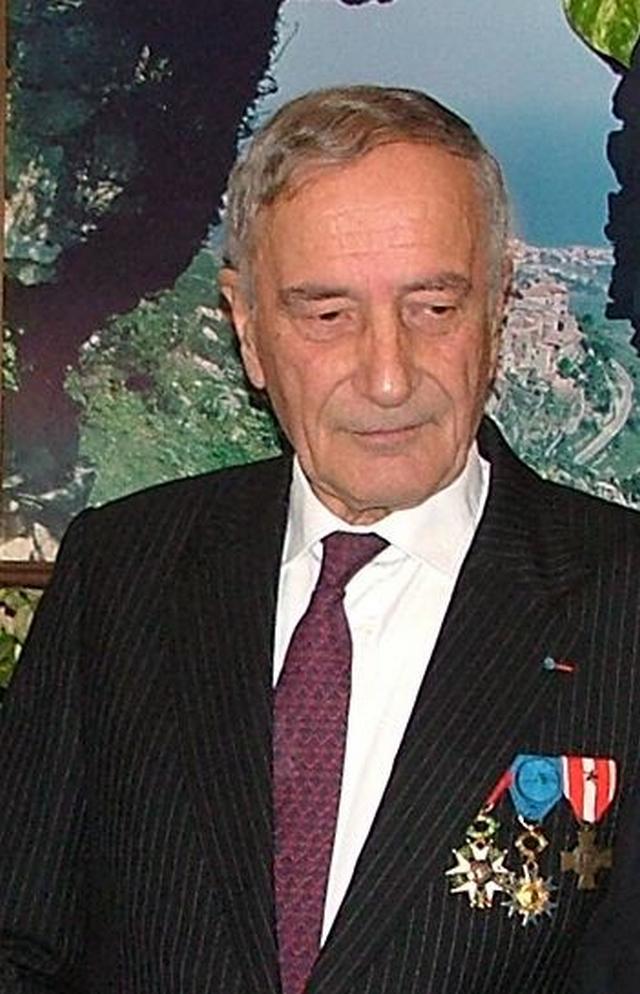 Le colonel (er) Daniel Thibaudin