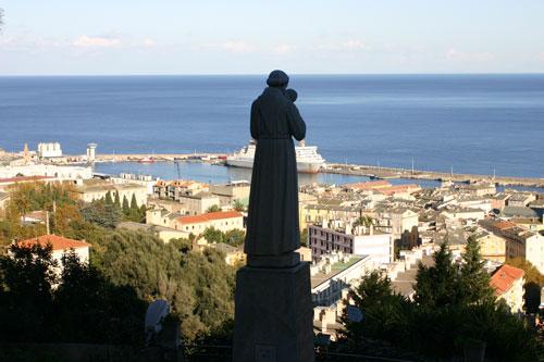 Bastia se prépare à fêter Saint-Antoine