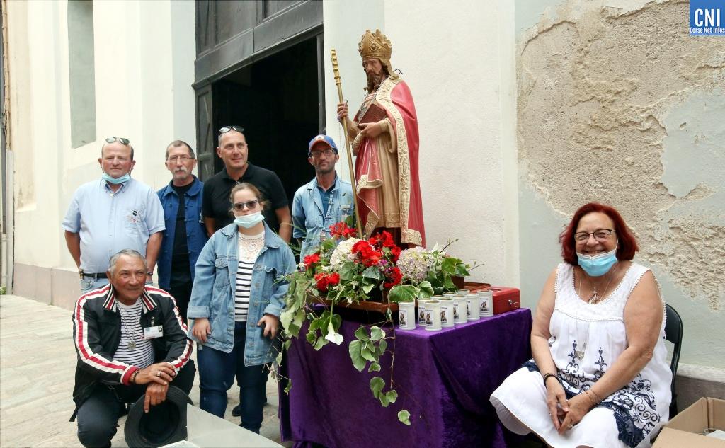 Saint Erasme à Aiacciu: la ferveur en comité restreint