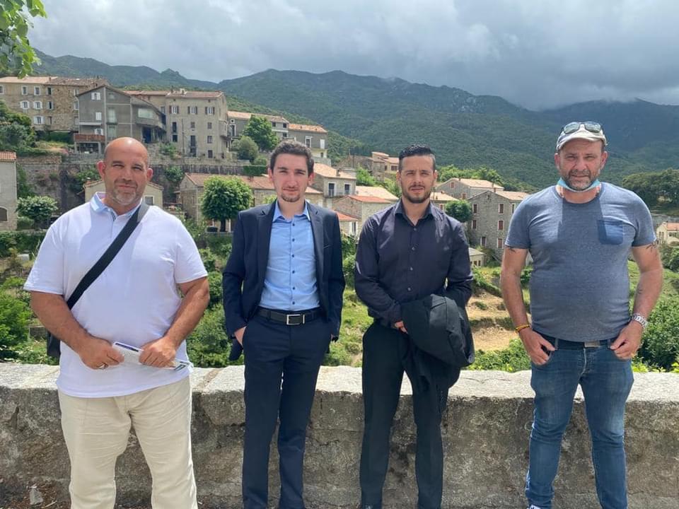 Jean-Antoine Giacomi : « La souveraineté partagée est le statut garant de la paix et de la démocratie en Corse ! »
