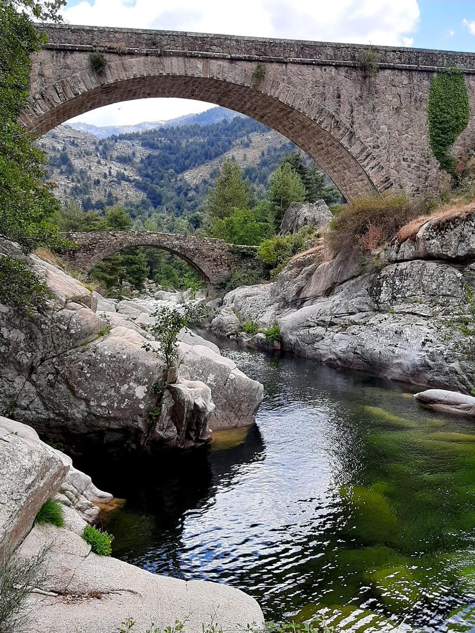 La photo du jour : Ponte Altu d'Albertacce