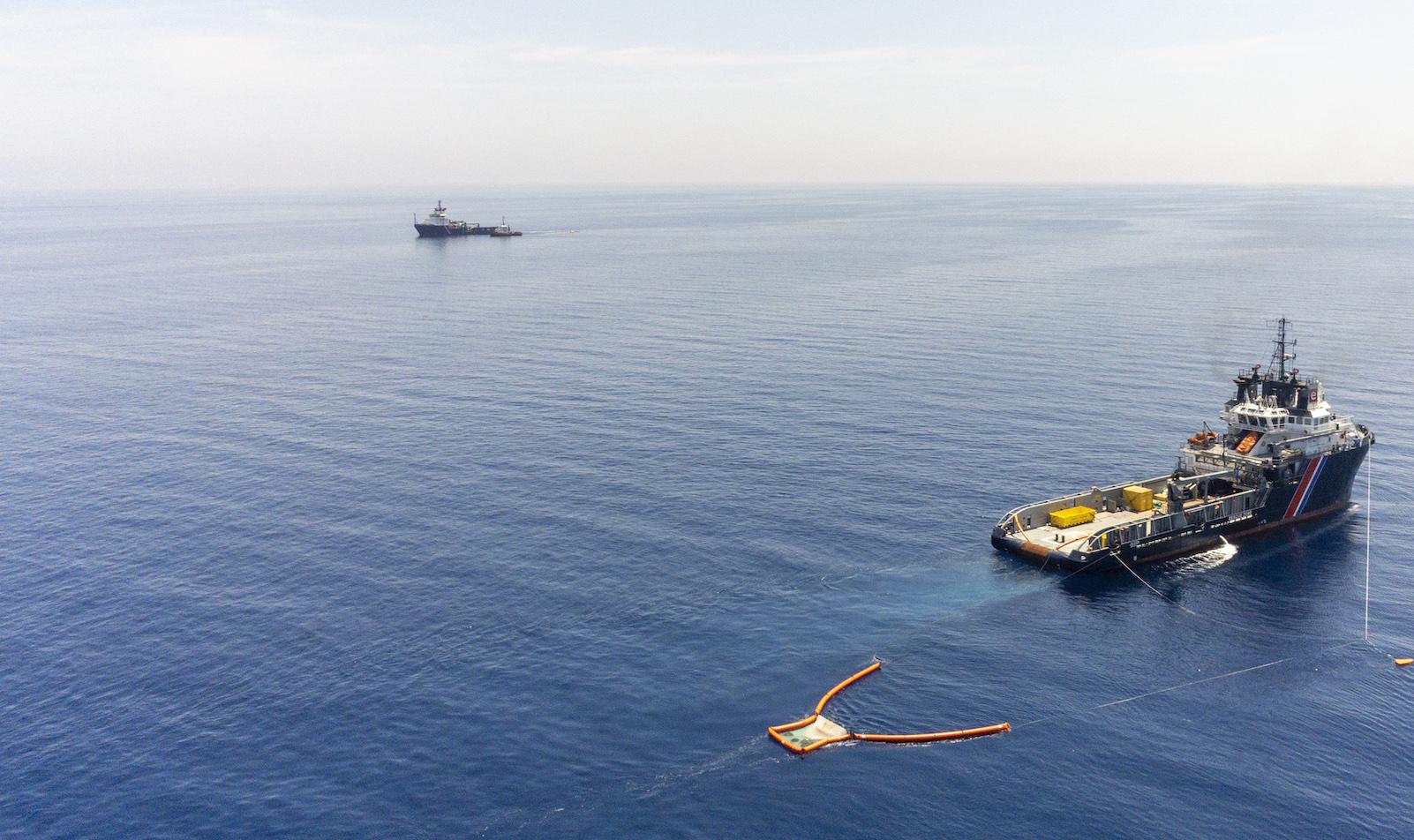 Pollution : des résidus d'hydrocarbures découverts sur une plage de Solaro