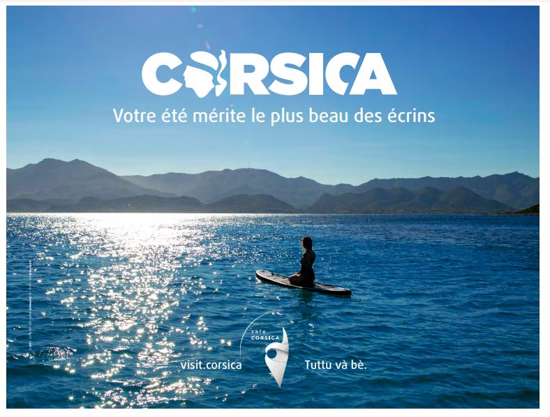 Une des affiches de la campagne française