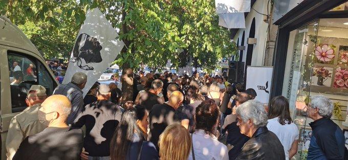 Inauguration de la permanence à Bastia.