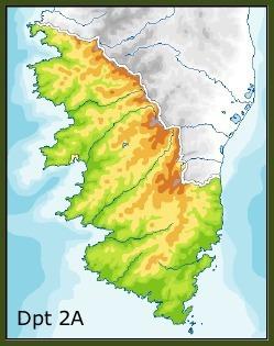 Territoriales 2021 en Corse : Tous les résultats
