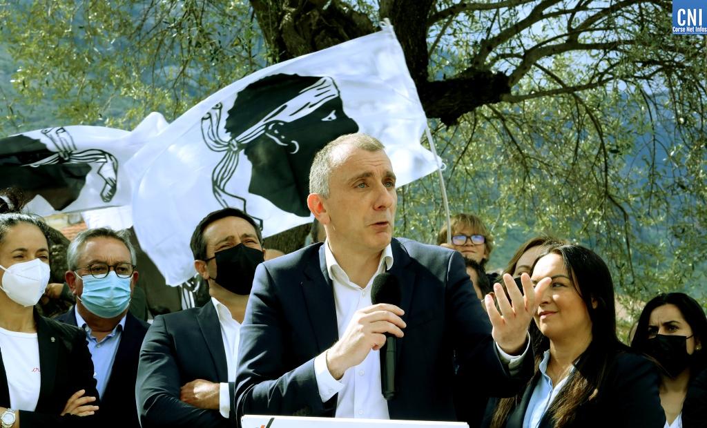 """Territoriales 2021 - Jean-Christophe Angelini : """"Nous sommes ouverts au dialogue, sur des bases nouvelles"""""""