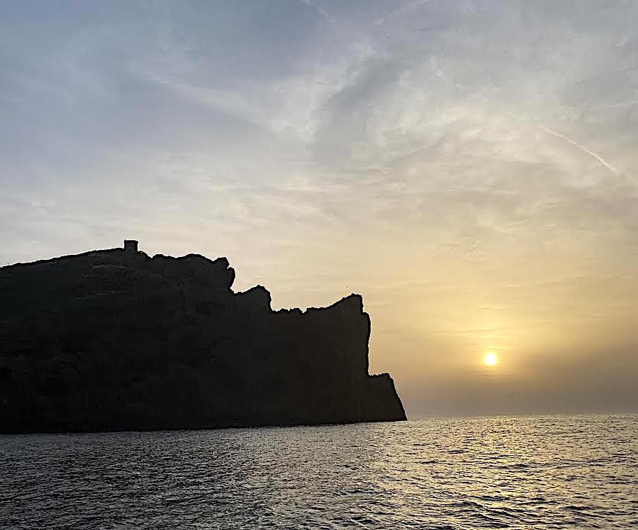La météo du lundi 21 juin 2021 en Corse