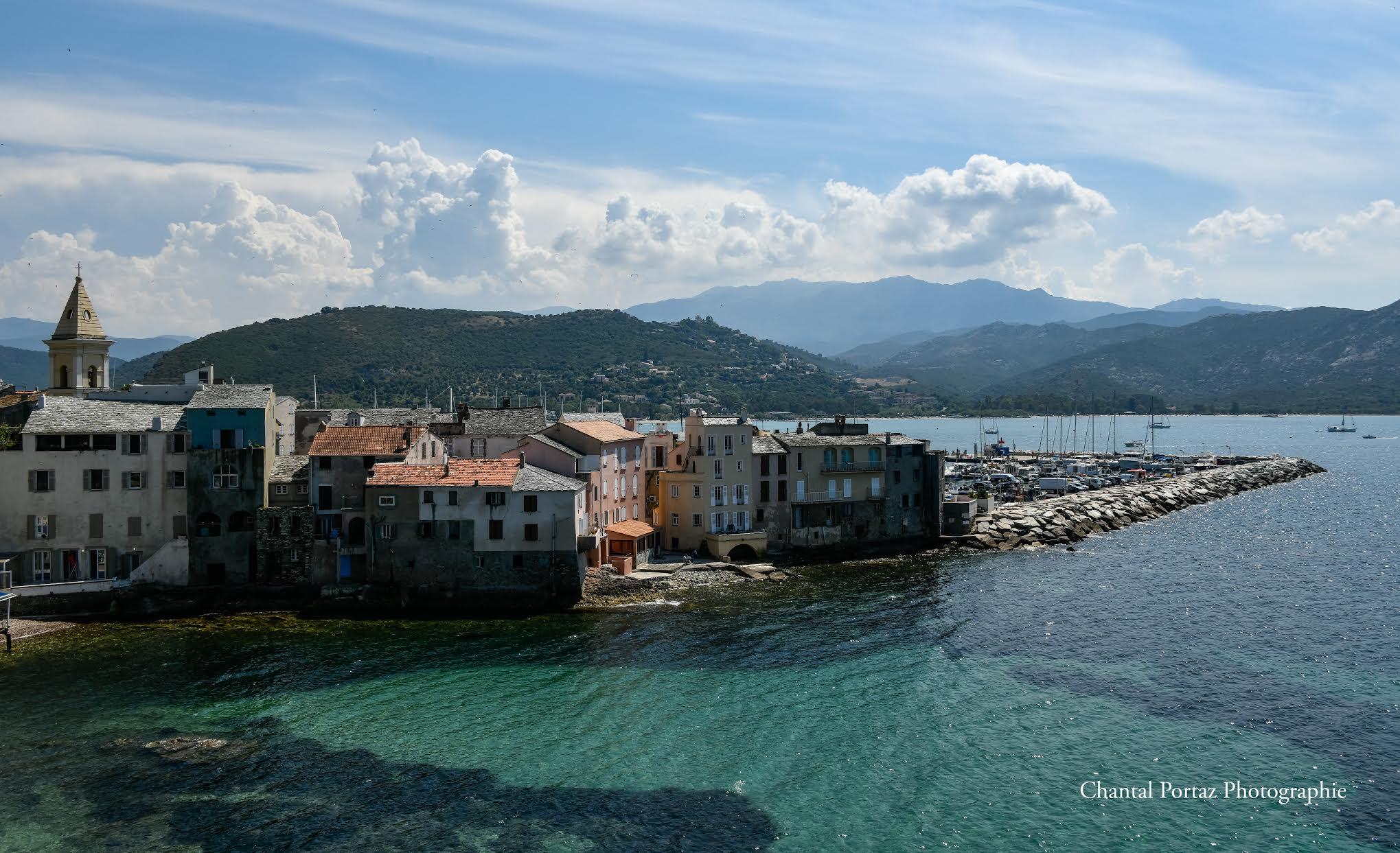 La photo du jour : Saint-Florent vu depuis les remparts de sa citadelle